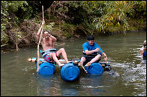 OP RAFTING:  Construct & race with your friends